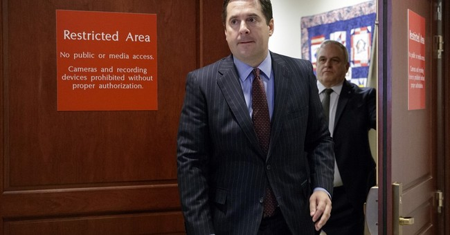 "Nunes ""Peculiar Midnight Run"" Led to Trump Surveillance Presser"