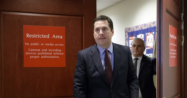 Nunes Briefs Trump, Press On Russia Probe; Leaves Committee Out Of Loop