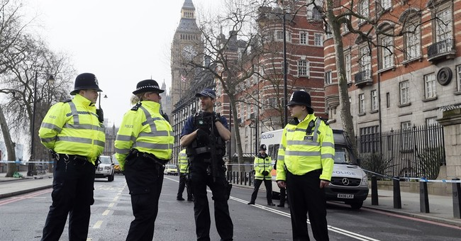 Eight People Arrested, Six Homes Raided After British Terror Attack