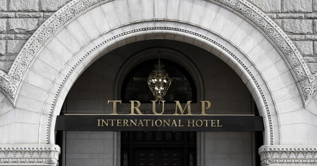 GSA: Trump's DC Hotel Does Not Pose Conflict of Interest