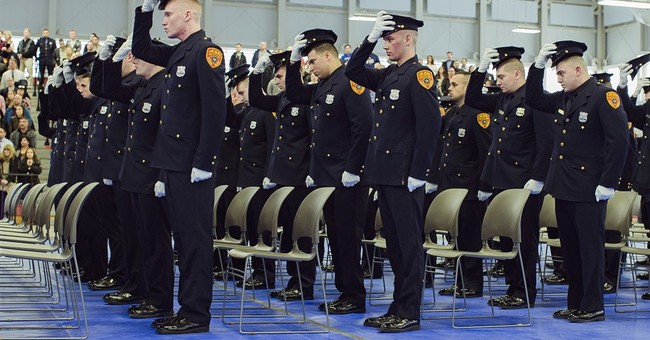 With National Police Week Upon Us, Here's Why We Need To