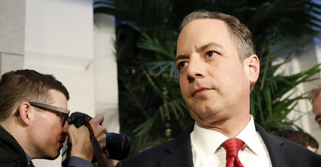Priebus: It's 'All Good' at White House