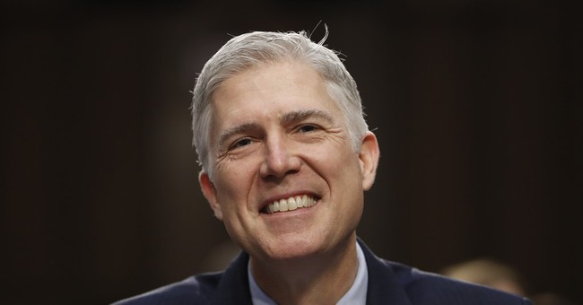 BREAKING: Senate Judiciary Committee Approves Gorsuch, Setting Up 'Nuclear' Showdown