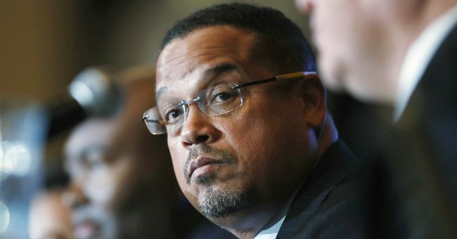 DNC Deputy Chairman Keith Ellison Proudly Endorses Antifa