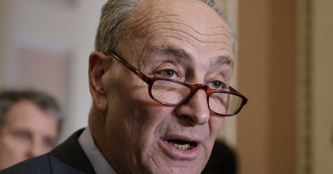Even Schumer, Pelosi Applaud US Airstrikes in Syria