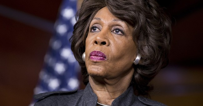 Maxine Waters: Trump Should Be Charged With Obstruction Of Justice