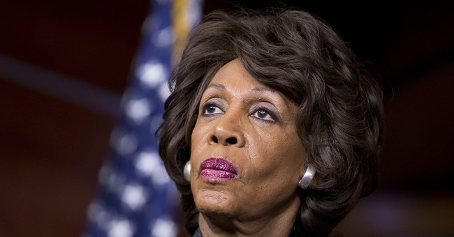 Muddy Maxine Waters: What a Riot