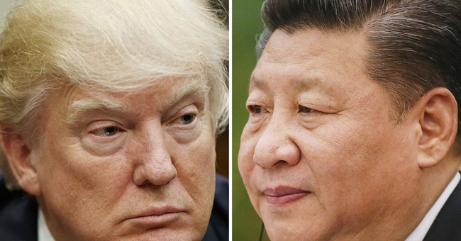 Trump on North Korea: If China Isn't Going to Stop Them, We Will