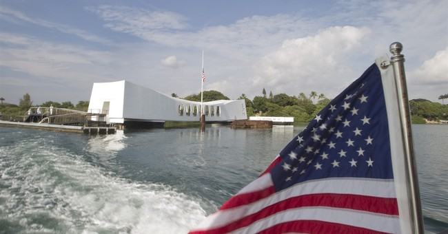 Pearl Harbor and Why We Stand