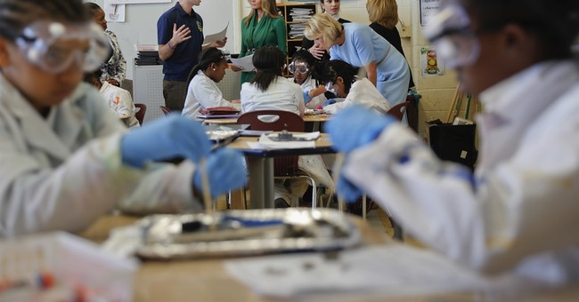 Charter Schools Prove Even Slight Separation from Government Yields Better Results