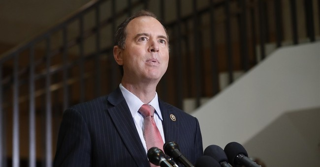 Former House Intel Chair: Adam Schiff--Recuse Yourself, Sir