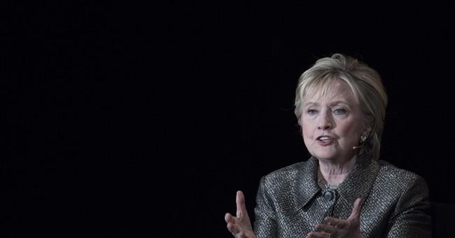 Saint Hillary Loses Her Halo