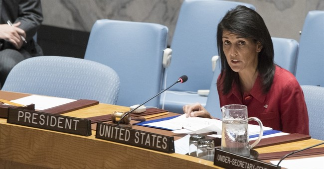 Haley: US Ready to Help Bring Syrian Conflict 'To An End'