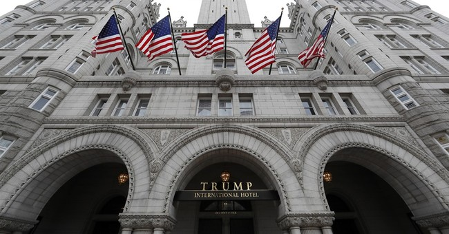 Pennsylvania Man Arrested With Rifle At Trump Hotel In D.C.