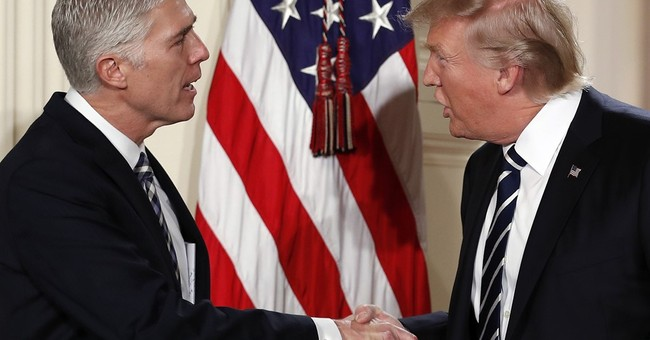 BREAKING: Neil Gorsuch Confirmed 54-45, Will Join SCOTUS Next Week