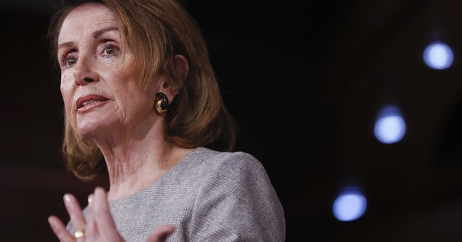 Nancy Pelosi Calls On Trump To Fire Sean Spicer