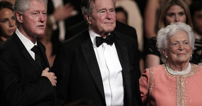 Yet Another Woman Says George H.W. Bush Groped Her