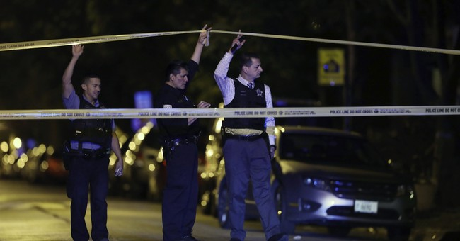 Chicago sees drop in homicides, shootings in 2017