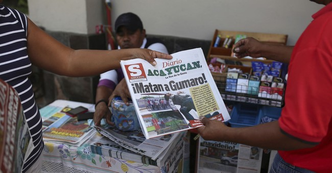 Mexico: Latest murder highlights blurred lines in journalism