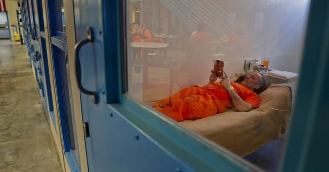 Veterans behind bars: US jails set aside special cellblocks