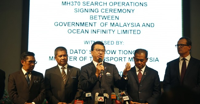 Malaysia to pay US firm up to $70M if it finds missing plane