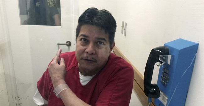 US marshals return escaped psychiatric patient to Hawaii