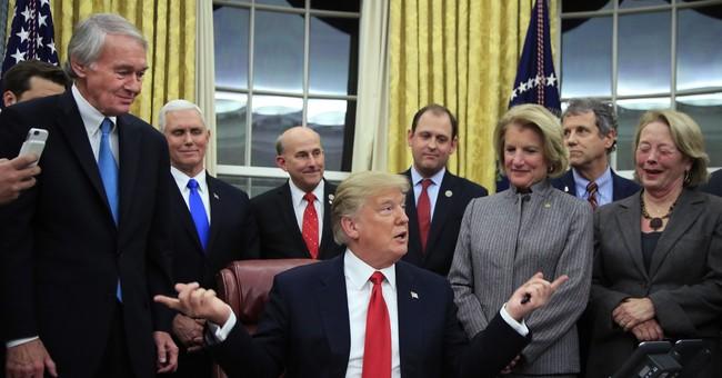 Trump signs bill to improve opioid screening technology