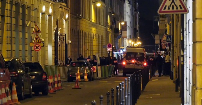 Thieves raid jewelry boutique at Paris' famed Ritz Hotel