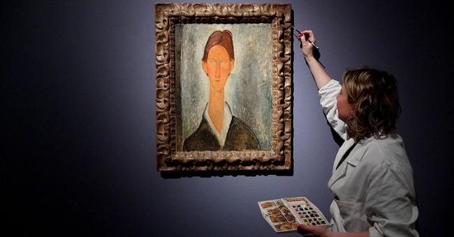 Italy: Modigliani art exhibit found to be full of fakes