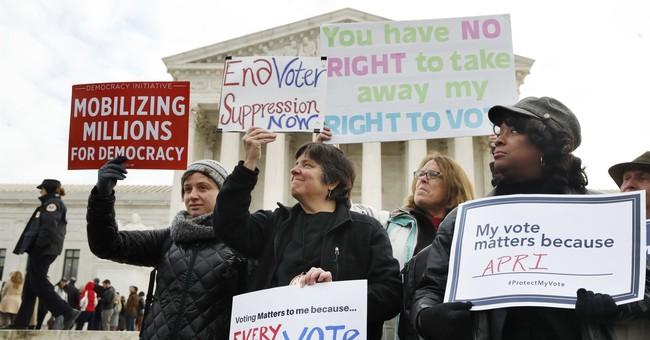 Supreme Court appears sympathetic to Ohio voter purge effort