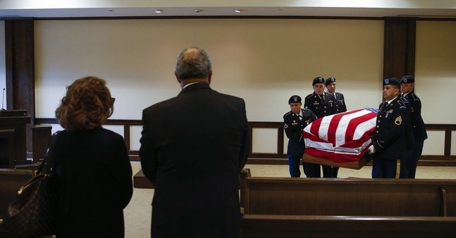 Unidentified for decades, Texas soldier receives final rites