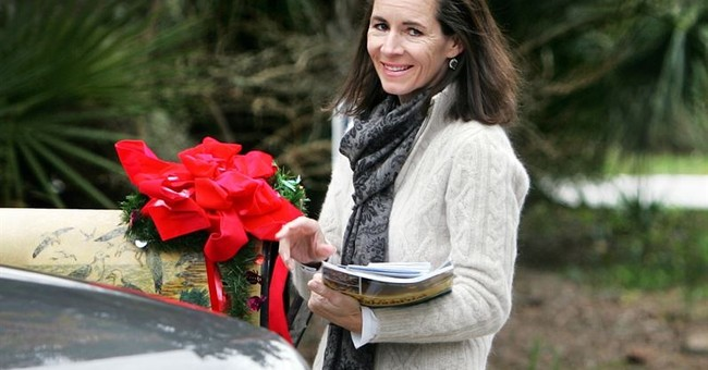 Former South Carolina first lady Jenny Sanford gets engaged
