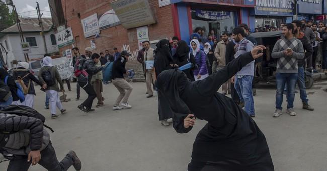 Four civilians, soldier die in Kashmir, militants escape