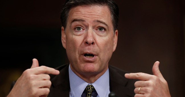 Comey speculates Russians may have damaging info on Trump
