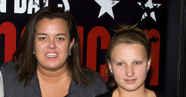 Case of man found with Rosie O'Donnell's daughter dismissed