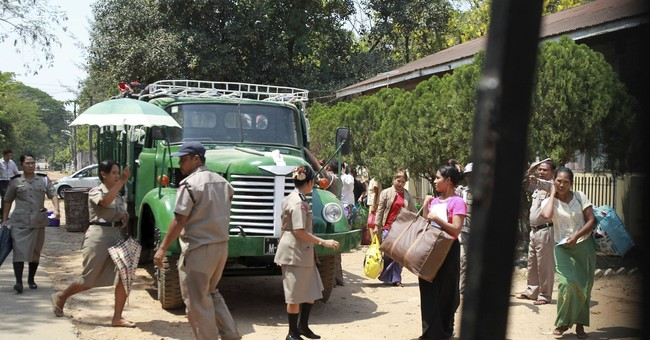 Myanmar's president grants amnesty to over 8,500 prisoners