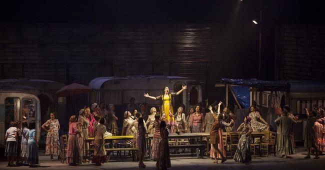 Plot twist: Opera 'Carmen' altered in anti-violence protest