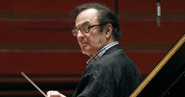 Canadian broadcaster cuts Charles Dutoit's name from radio