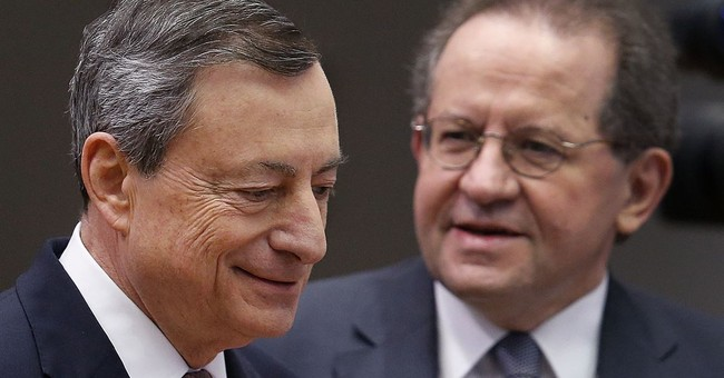 European Central Bank looks to review stimulus duration