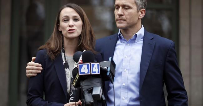 Allegations against Missouri governor raise legal risks