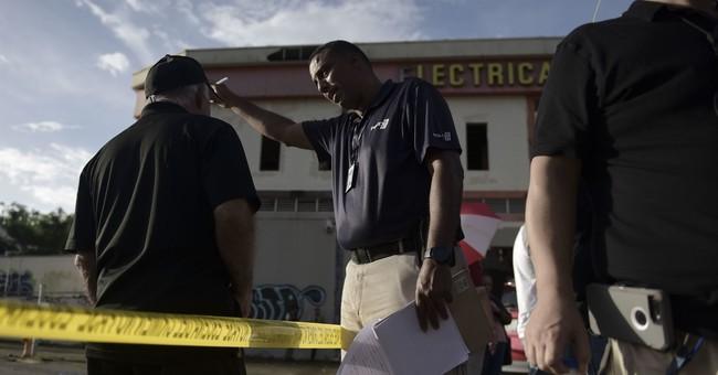 Puerto Rico fears post-Maria murder surge: 11 days, 32 slain