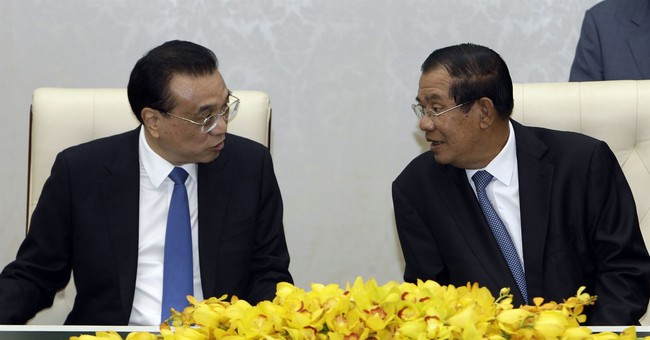 China to invest billions of dollars in ally Cambodia