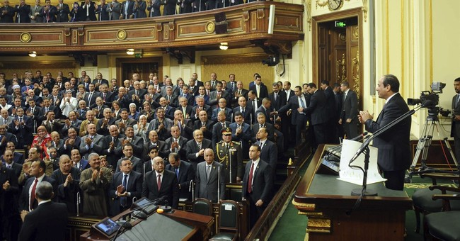 Majority of Egypt's lawmakers want president to run again
