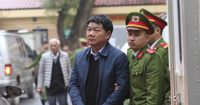 Vietnam prosecutors seek jail terms for former oil execs