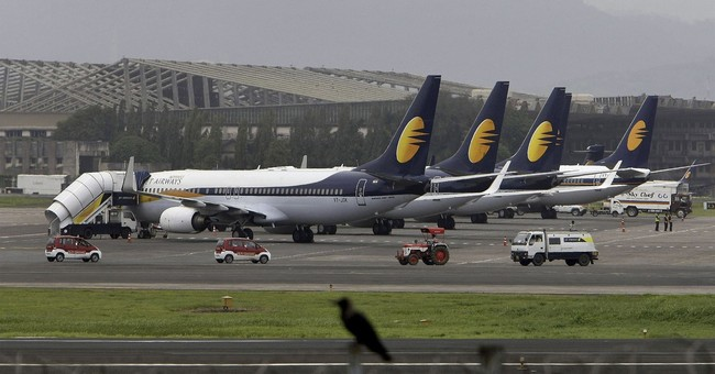 India airline fires 2 pilots after reported fight in cockpit