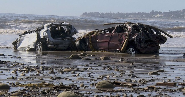 The Latest: Surgeon among 17 killed in California mudslides