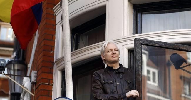 Ecuador grants nationality to WikiLeaks founder