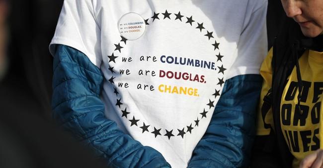 Columbine, Parkland students unite for voter registration