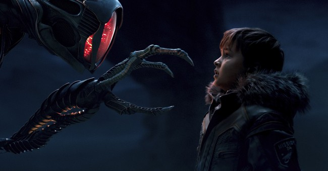 Nielsen data shows binging for Netflix's 'Lost in Space'