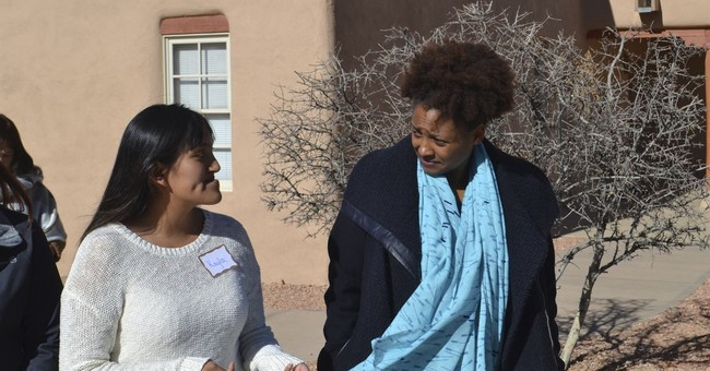 US poet laureate starts rural reading tour in New Mexico